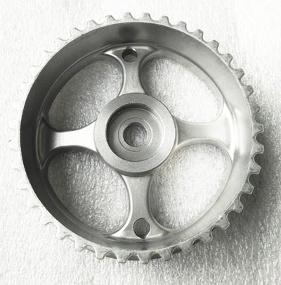 powder metallurgy pulley